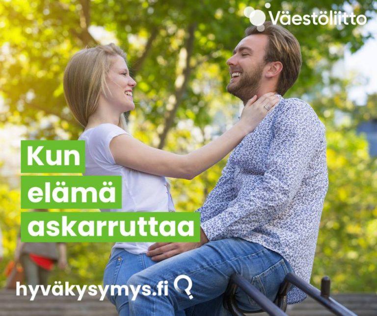 Kun elämä askarruttaa hyväkysymys.fi